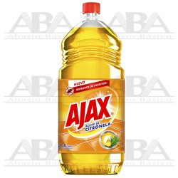 Ajax® Citronela limpiador multiusos 1L