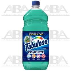 Fabuloso® Complete Pino y Eucalipto 828 ml