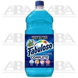 Fabuloso® Complete Menta Refrescante 828 ml