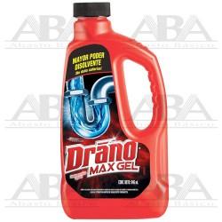 DRANO® MAX GEL CLOG REMOVER 946 ml
