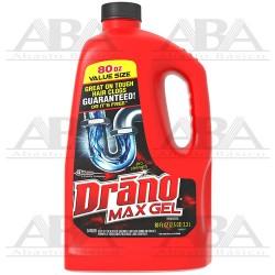 DRANO® MAX GEL 2.3 L