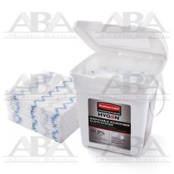 Kit de Paño de microfibra desechable HYGEN®