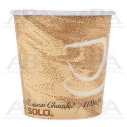 Vaso de papel para bebidas calientes 374MS 4oz / 118 ml Mistique®