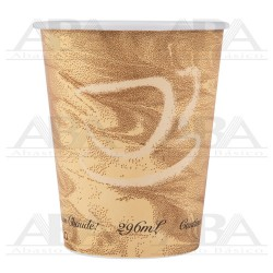 Vaso de papel para bebidas calientes 370MS 10oz / 296 ml
