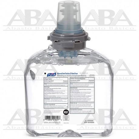 PURELL® Advanced Espuma Alcohólica Antiséptica para Manos E3 5393-02