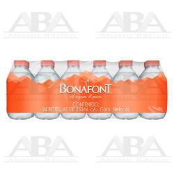 Bonafont Agua Natural 24 x 250 mL