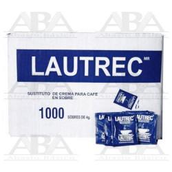 Sustituto de crema para café LAUTREC 1000 sobres