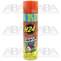 Insecticida en aerosol H24 Casa y Jardín 460 ml
