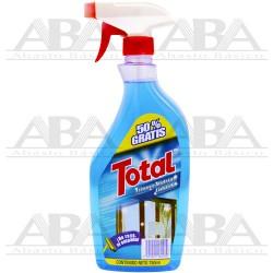 Limpia Vidrios Líquido Total 750 ml