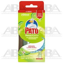 Pato® Discos Activos Repuesto Fresca Lima 38 gr.