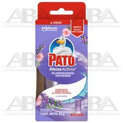 Pato® Discos Activos Repuesto Lavanda 38 gr.