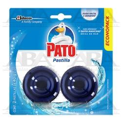 Pato® Pastilla Azul para santarios 80 gr.