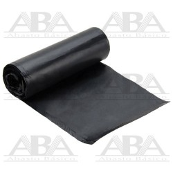 Bolsa negra para basura 24 X 33 in Rhino-X