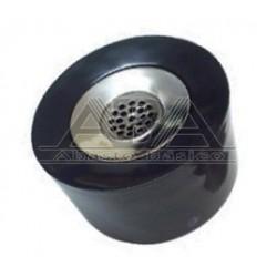 Adaptador OST Makech con coladera de acero inoxidable